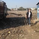 Müll in Barathpur
