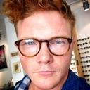 Bernd im Brillenladen