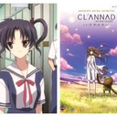 """Saki in """"Clannad After Story"""""""