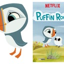 """Oona in """"Oonas und Babas Insel"""" (Puffin Rock)"""