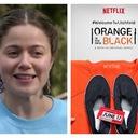 "Stacy (Molly Gordon) in ""Orange is the new Black"""
