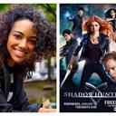 "Maureen (Shailene Garrett) in ""Shadowhunters"""