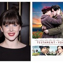 """Winifred Holtby (Alexandra Roach) in """"Testament of Youth"""""""
