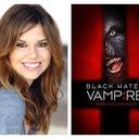 """Andrea Adams (Andrea Monier) in """"Black Water Vampire"""""""