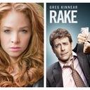 "Laura Davey (Trisha LaFache) in ""Rake"""