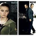 "Mary Rose Caffee (Fiona Erickson) in ""Brotherhood"""