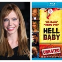 """Marjorie (Riki Lindhome) in """"Hell Baby"""""""